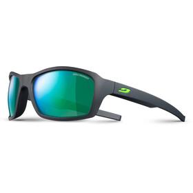Julbo Extend 2.0 Spectron 3 Sunglasses Kids matt dark blue-multilayer green